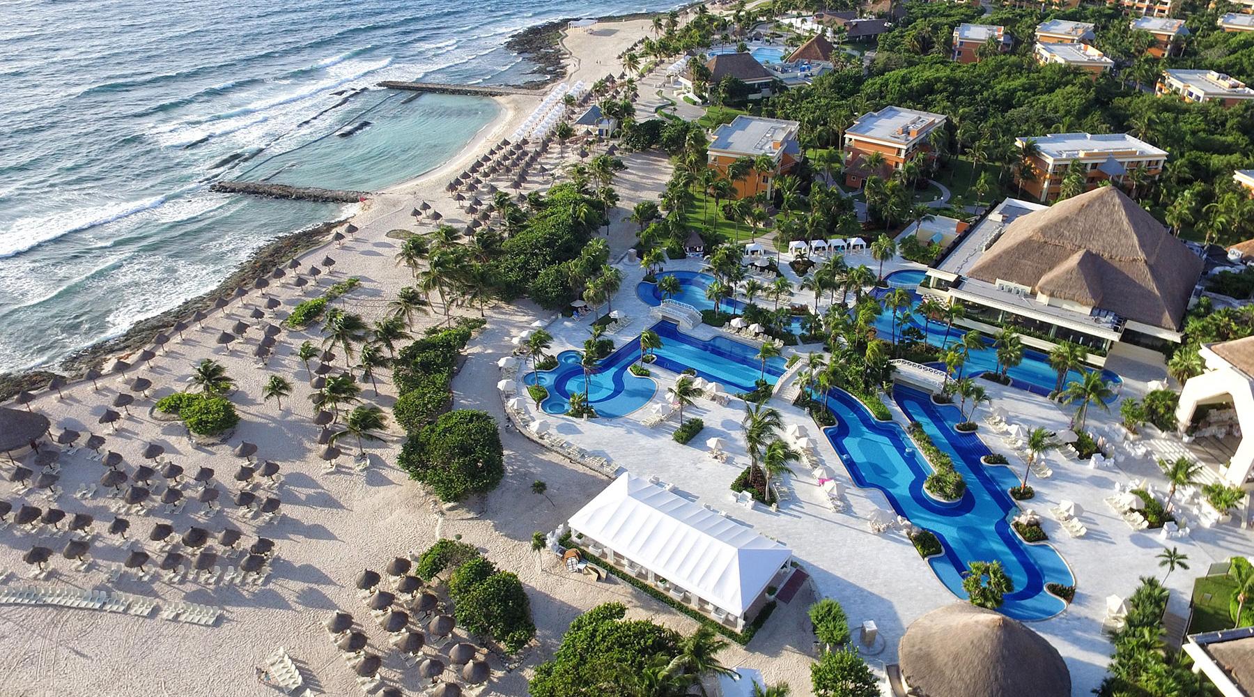 Luxury bahia principe akumal 2018 group spring break for Hotel luxury akumal