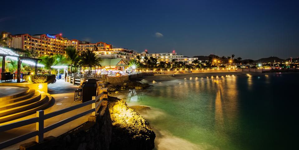 Sonesta Maho Beach Resort Casino And Spa Glenny Travel